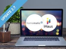 Teaser_iHaus integriert Homematic IP